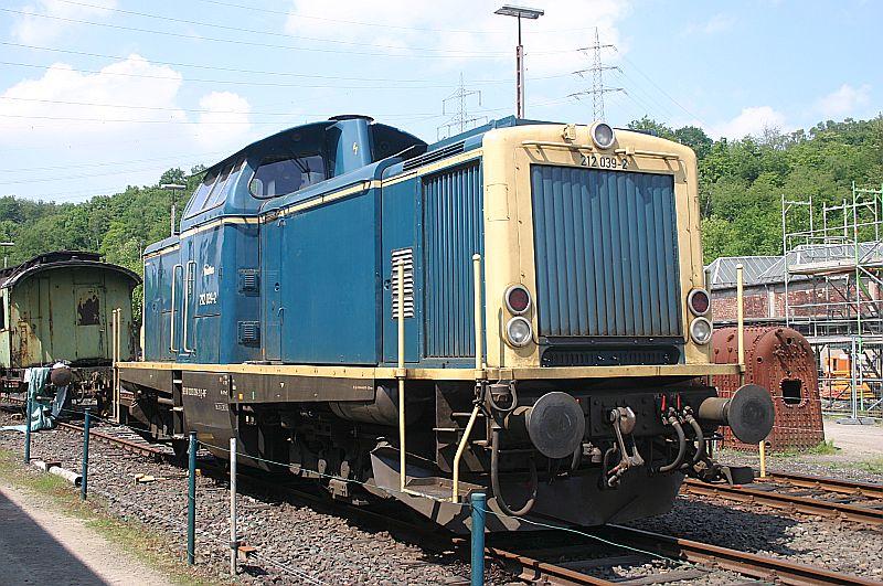 Besuch im Eisenbahnmuseum Bochum Dahlhausen am 11.05.18 Img_6641