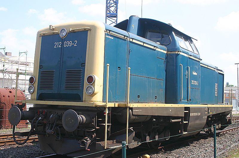 Besuch im Eisenbahnmuseum Bochum Dahlhausen am 11.05.18 Img_6642