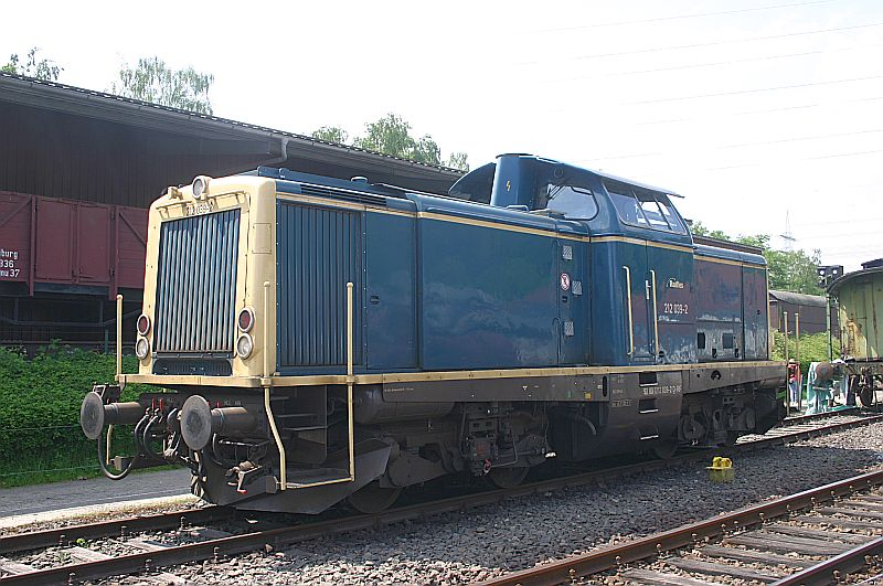 Besuch im Eisenbahnmuseum Bochum Dahlhausen am 11.05.18 Img_6643