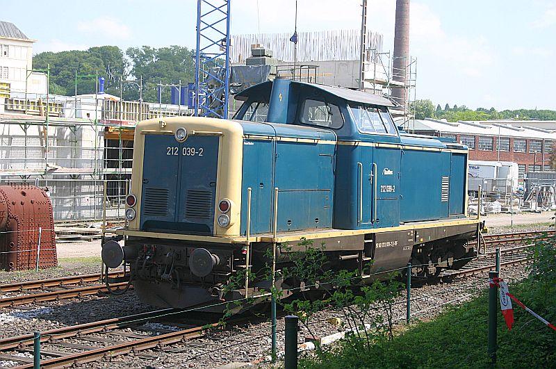 Besuch im Eisenbahnmuseum Bochum Dahlhausen am 11.05.18 Img_6644
