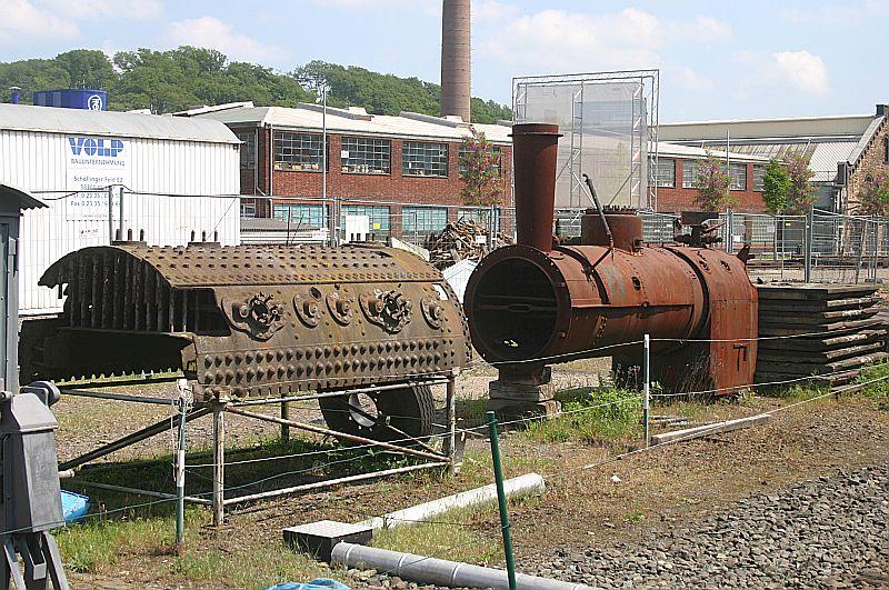 Besuch im Eisenbahnmuseum Bochum Dahlhausen am 11.05.18 Img_6645