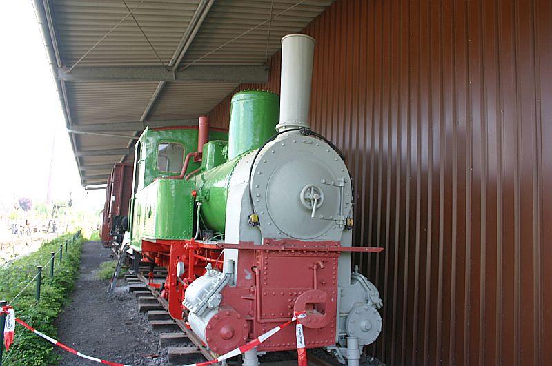 Besuch im Eisenbahnmuseum Bochum Dahlhausen am 11.05.18 Img_6646