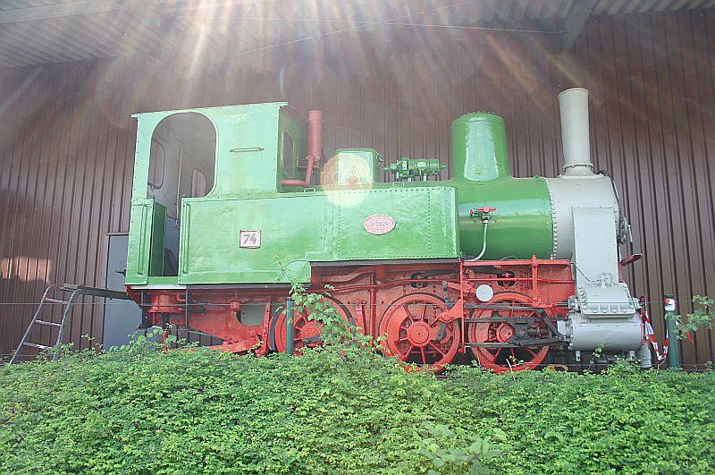 Besuch im Eisenbahnmuseum Bochum Dahlhausen am 11.05.18 Img_6647