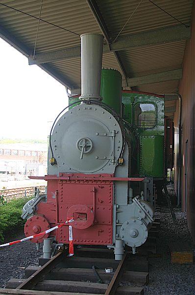Besuch im Eisenbahnmuseum Bochum Dahlhausen am 11.05.18 Img_6648