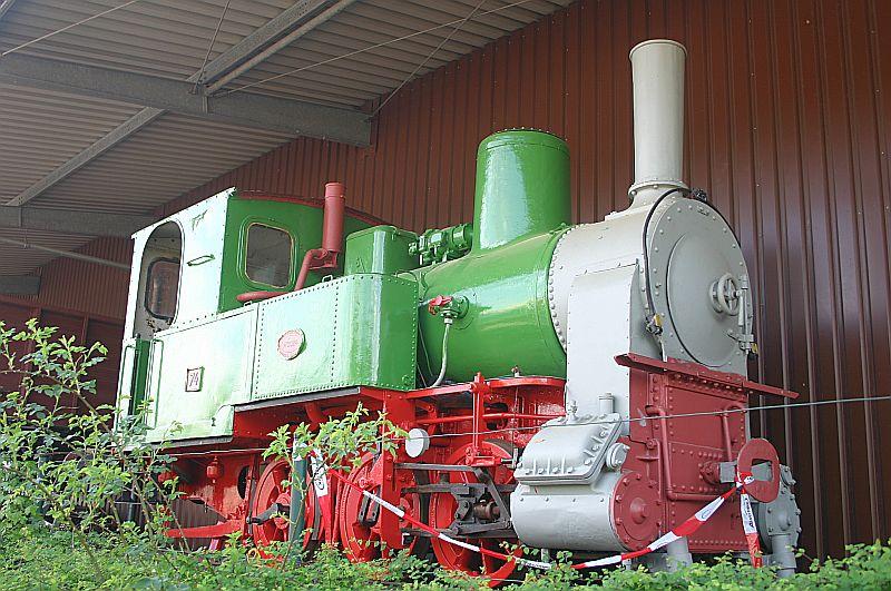 Besuch im Eisenbahnmuseum Bochum Dahlhausen am 11.05.18 Img_6649