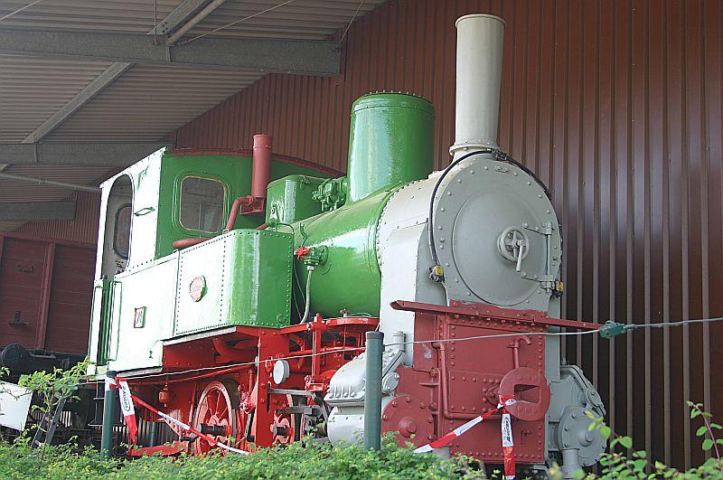 Besuch im Eisenbahnmuseum Bochum Dahlhausen am 11.05.18 Img_6650