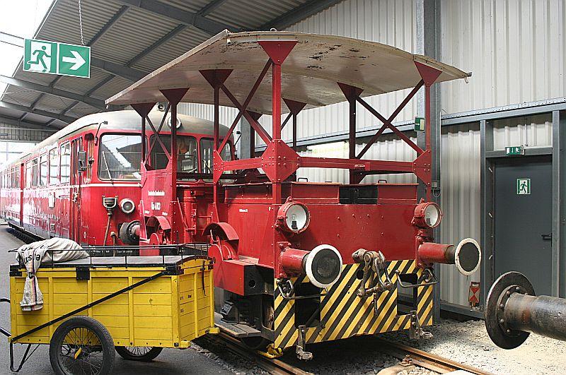 Besuch im Eisenbahnmuseum Bochum Dahlhausen am 11.05.18 Img_6654