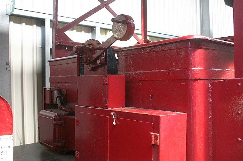 Besuch im Eisenbahnmuseum Bochum Dahlhausen am 11.05.18 Img_6655