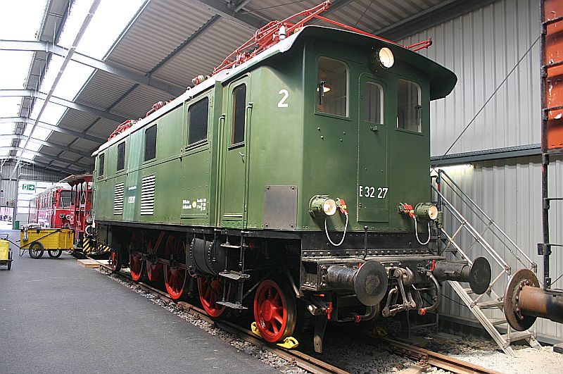 Besuch im Eisenbahnmuseum Bochum Dahlhausen am 11.05.18 Img_6658