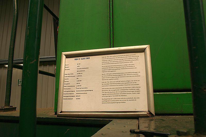 Besuch im Eisenbahnmuseum Bochum Dahlhausen am 11.05.18 Img_6660