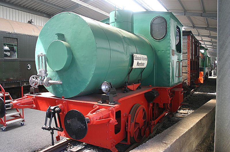 Besuch im Eisenbahnmuseum Bochum Dahlhausen am 11.05.18 Img_6663