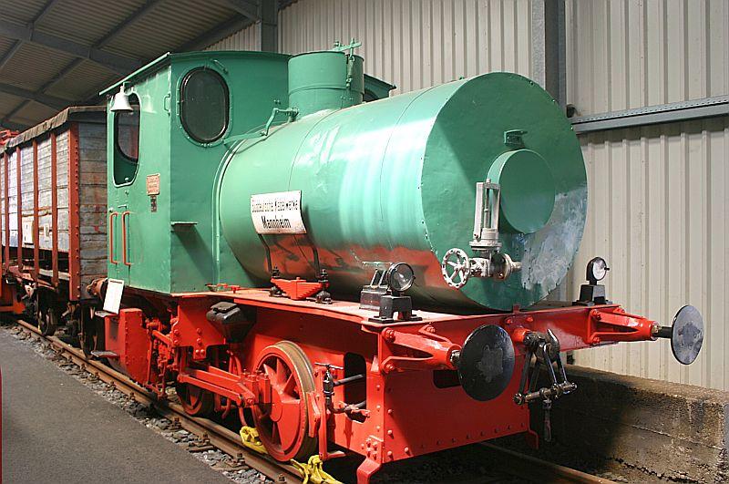 Besuch im Eisenbahnmuseum Bochum Dahlhausen am 11.05.18 Img_6664
