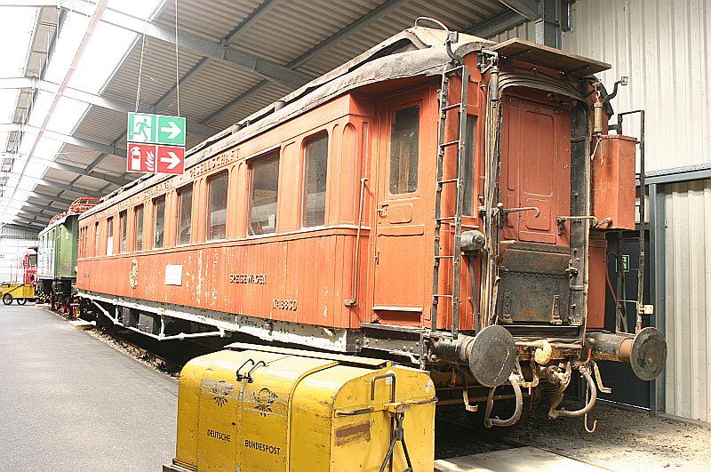 Besuch im Eisenbahnmuseum Bochum Dahlhausen am 11.05.18 Img_6667