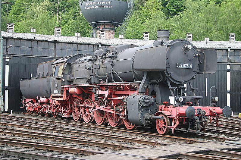 Besuch im Eisenbahnmuseum Bochum Dahlhausen am 11.05.18 Img_6669