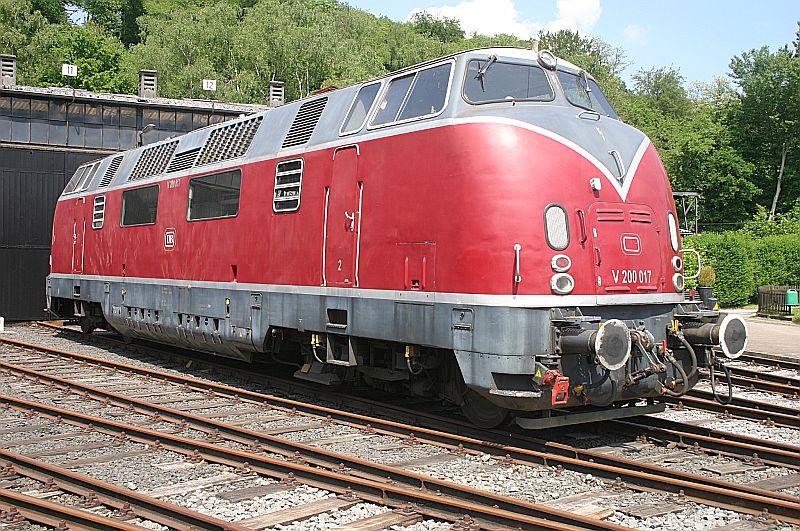 Besuch im Eisenbahnmuseum Bochum Dahlhausen am 11.05.18 Img_6712