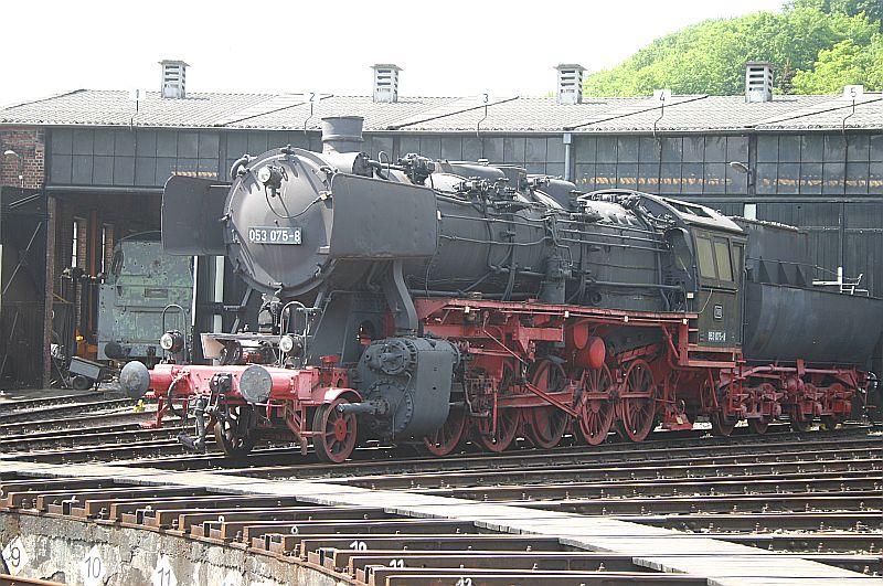 Besuch im Eisenbahnmuseum Bochum Dahlhausen am 11.05.18 Img_6725