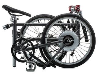 Vello Bike + : 'le premier vélo pliable à assistance électrique auto-rechargeable' T0xvgi10