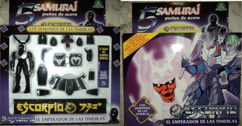 CERCO/SCAMBIO 5 Samurai Samu_810