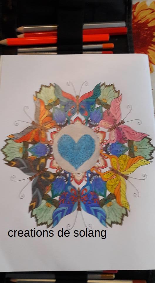 Dessin et coloriage anti-stress --pour11