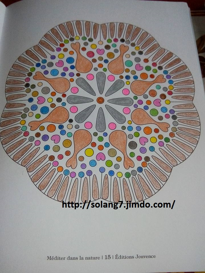 Dessin et coloriage anti-stress 12871412