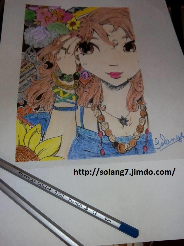 Dessin et coloriage anti-stress 13327313