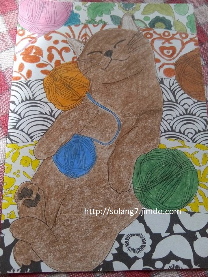 Dessin et coloriage anti-stress 14089112