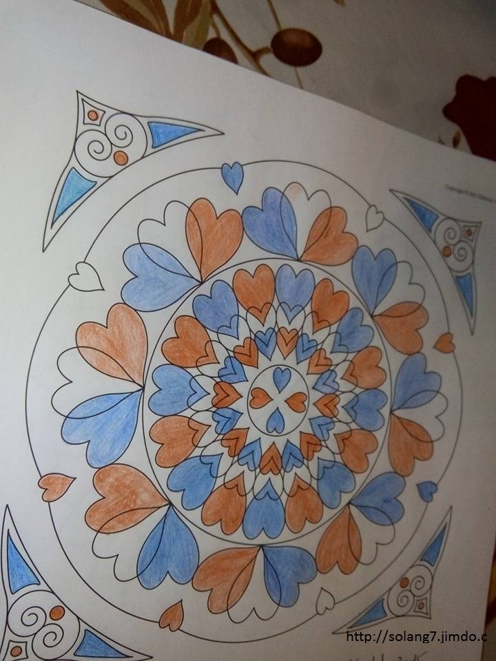 Dessin et coloriage anti-stress 14488032