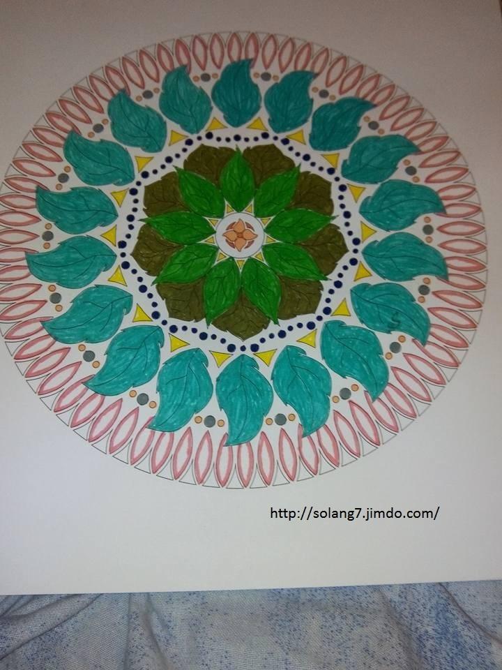 Dessin et coloriage anti-stress 14488034