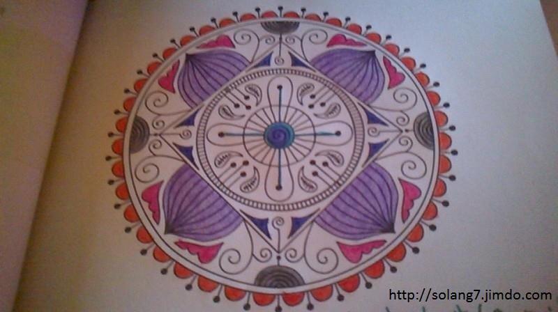 Dessin et coloriage anti-stress 14488035