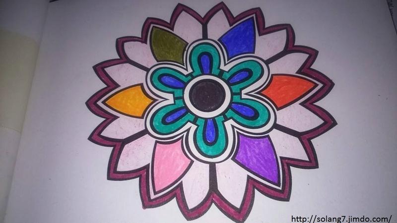 Dessin et coloriage anti-stress 14488036