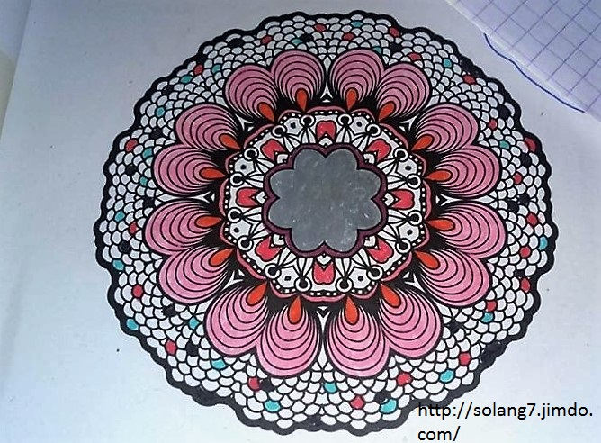 Dessin et coloriage anti-stress 14488039