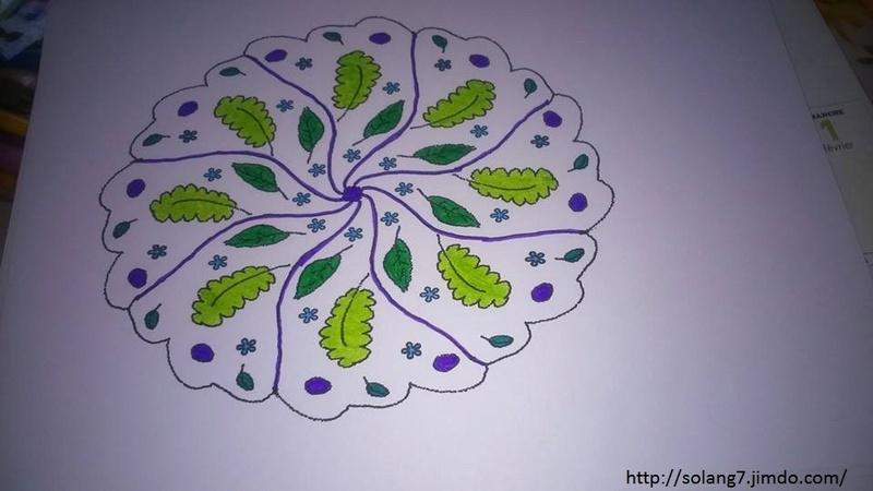 Dessin et coloriage anti-stress 14488058