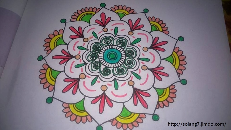 Dessin et coloriage anti-stress 14488060