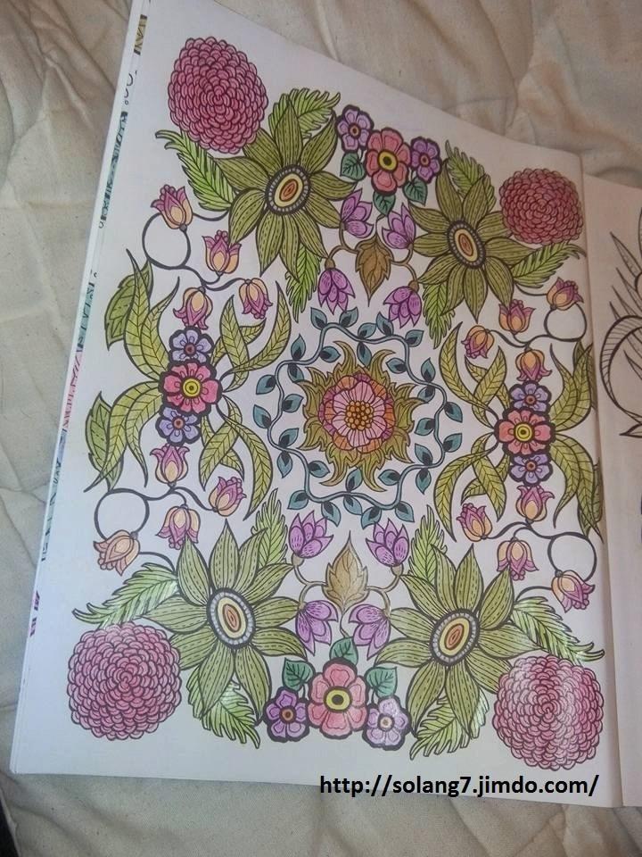 Dessin et coloriage anti-stress 14531114
