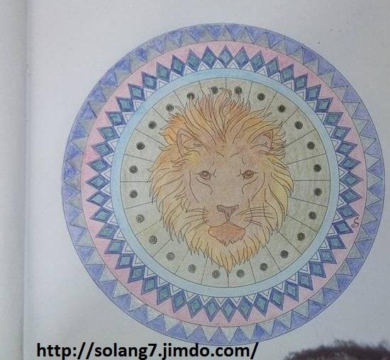 Dessin et coloriage anti-stress 14531415