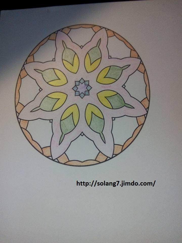 Dessin et coloriage anti-stress 14531917