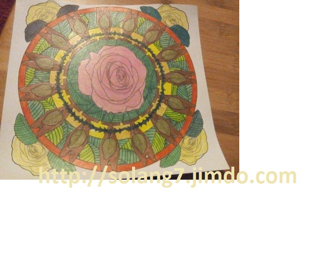 Dessin et coloriage anti-stress 14570411