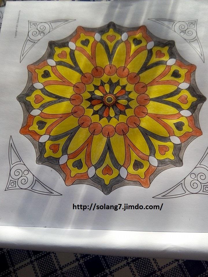 Dessin et coloriage anti-stress 14591811