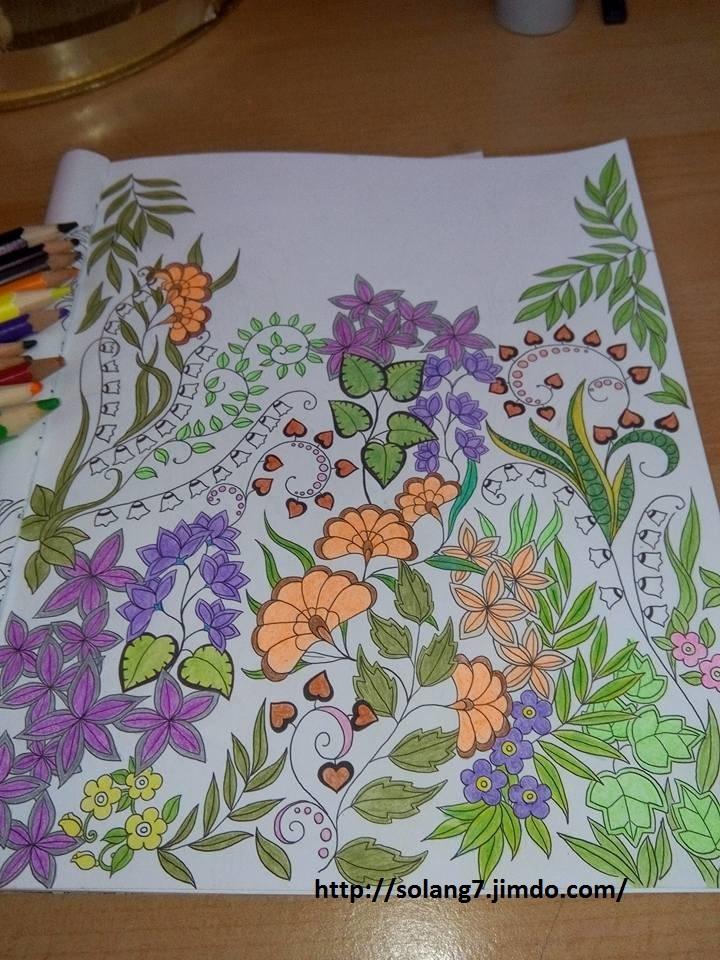 Dessin et coloriage anti-stress 14603111