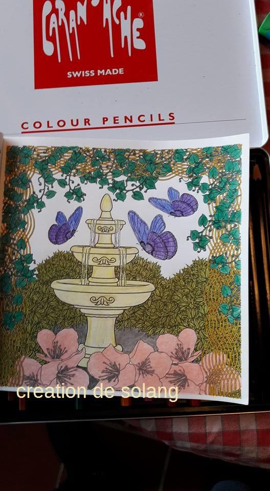 Dessin et coloriage anti-stress 15355512