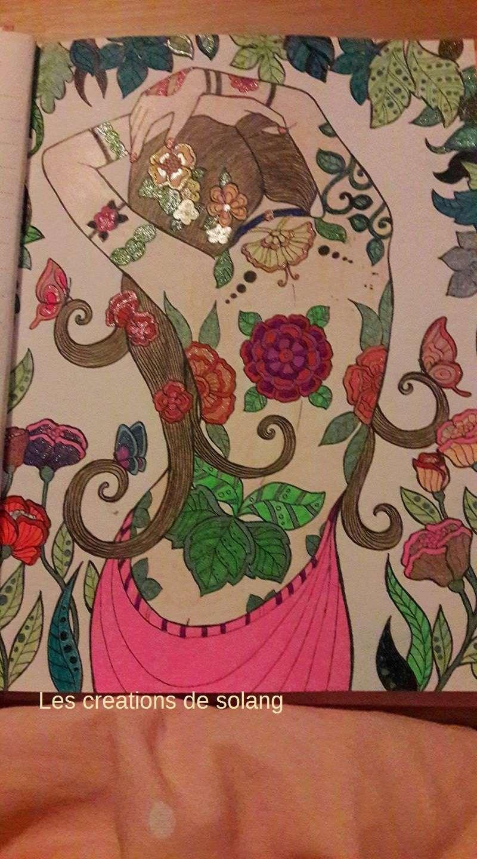 Dessin et coloriage anti-stress 16835711