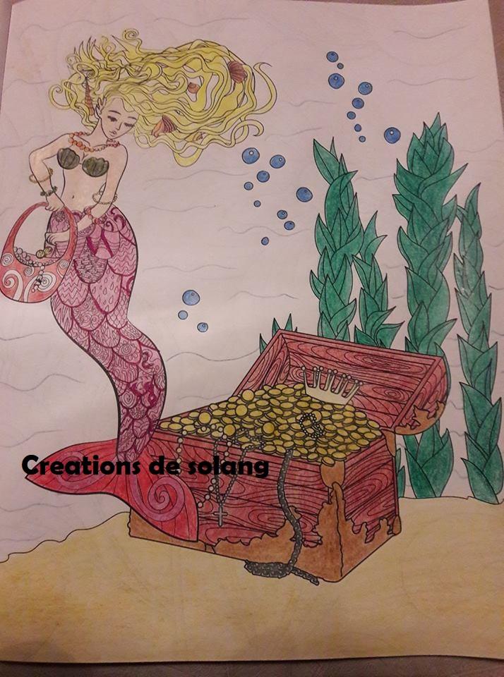 Dessin et coloriage anti-stress 23130912