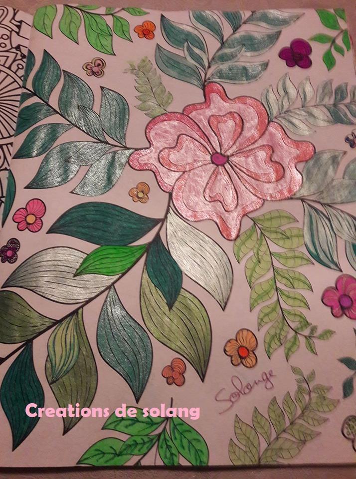 Dessin et coloriage anti-stress 23795712