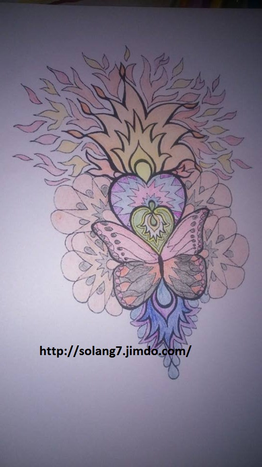 Dessin et coloriage anti-stress Image12