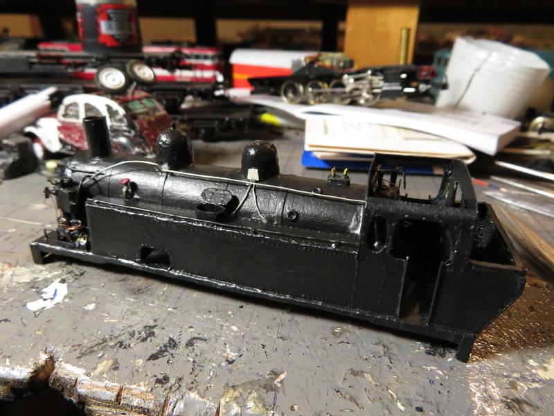 Locomotive 040 T 17 SACM - 1/87 - Base 040 TA 112 Jouef - Page 2 Img_2112