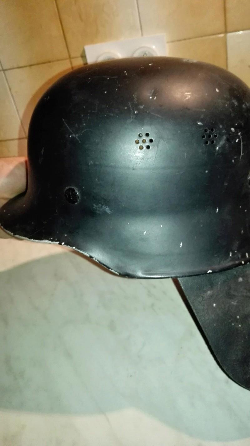 estimation casque pompier allemand 29066911