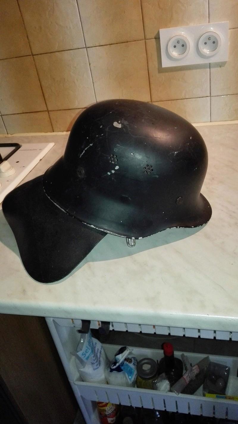 estimation casque pompier allemand 29101510