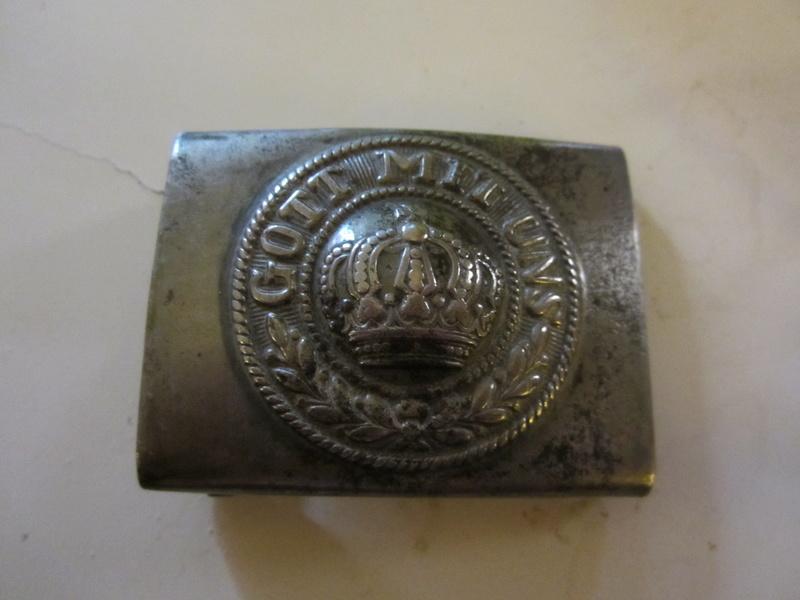 estimation medaille et boucle ww1 allemand Img_0115
