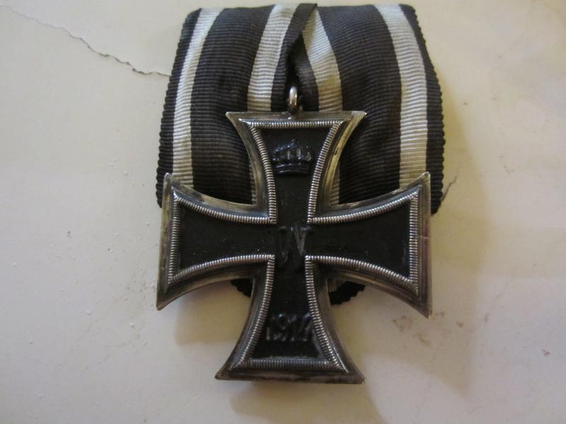 estimation medaille et boucle ww1 allemand Img_0116