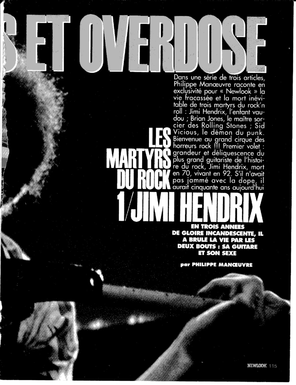 Hendrix Newlook Manoeuvre 5c3f0e13